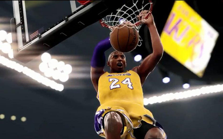 Espectacular trailer de NBA 2K17