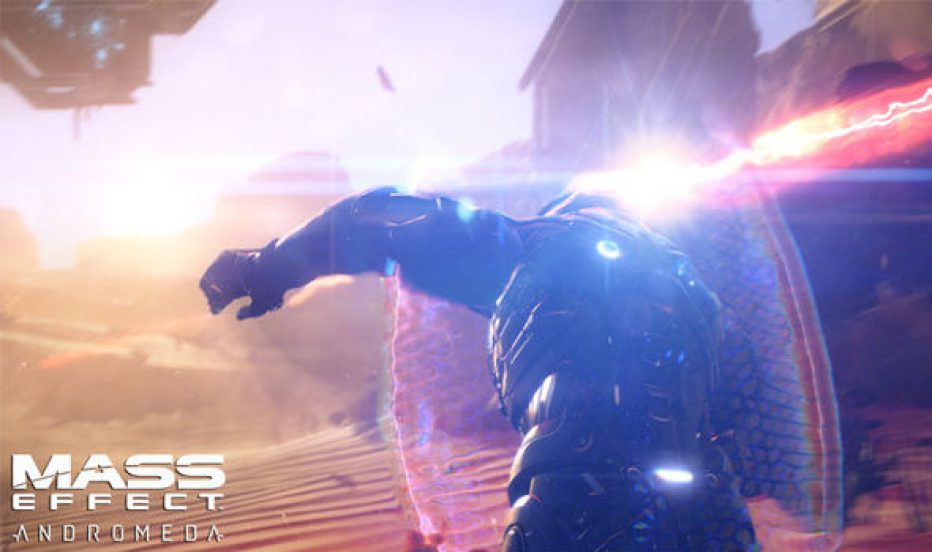 Mass Effect Andromeda muestra su gameplay