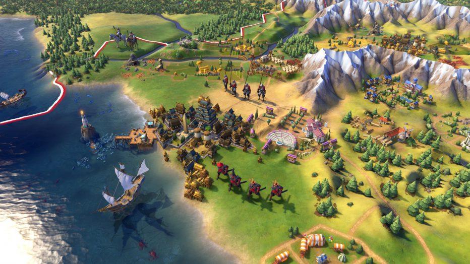 Civilization VI: cambios y novedades