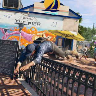 8 minutos de WATCH DOGS 2