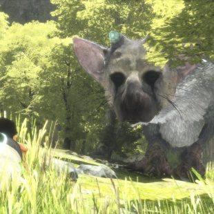 The Last Guardian ¡gameplay extendido!