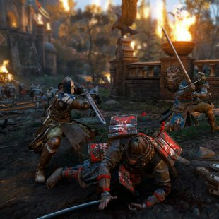 FOR HONOR: ¡gameplay de la ALFA!