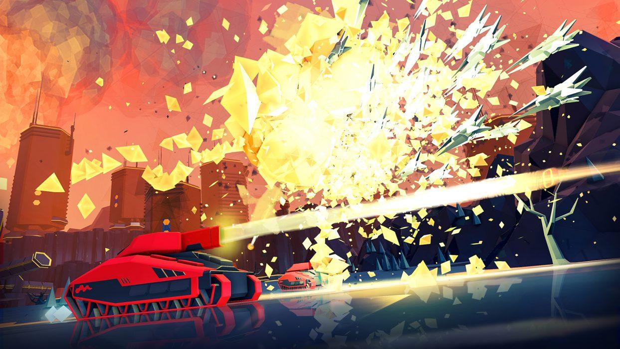 Battlezone para #PSVR apuesta a la diversión directa