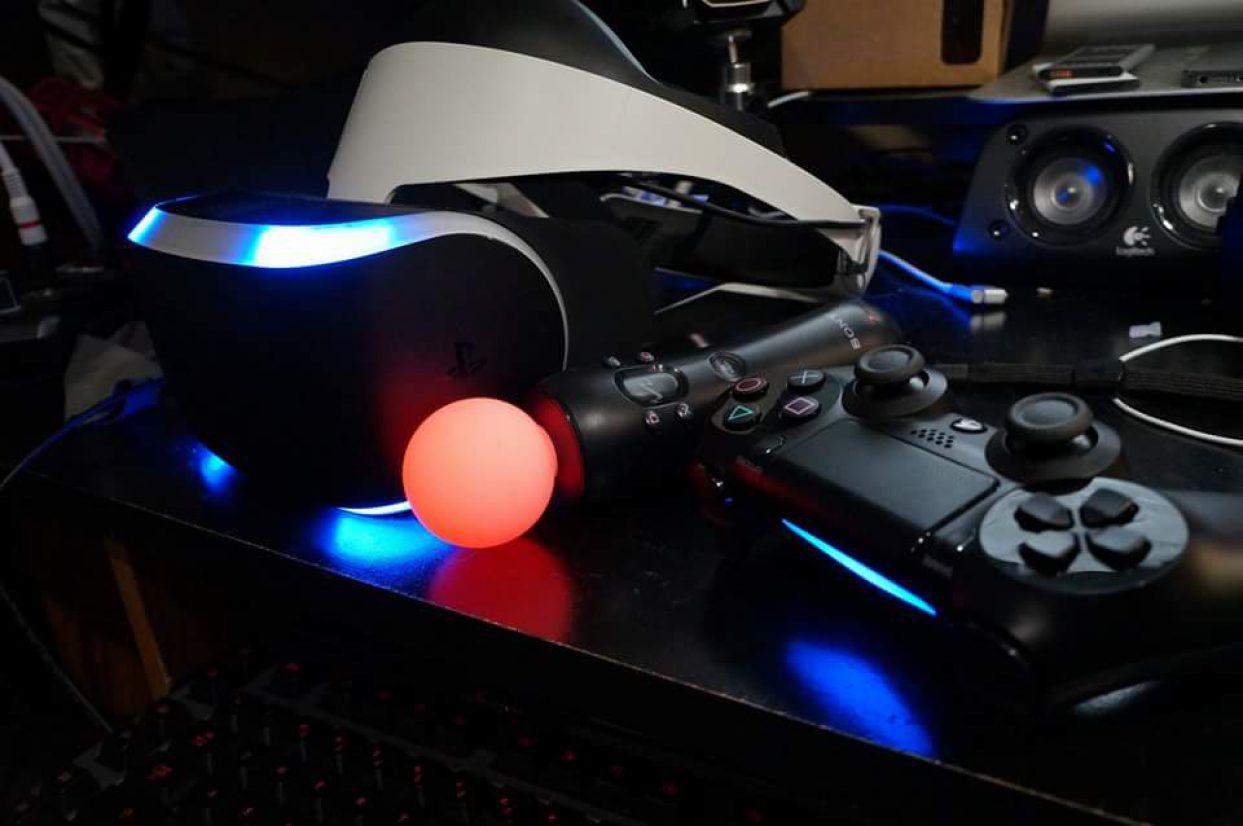 Todos los juegos de PLAYSTATION VR
