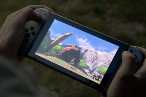 ¡Nintendo muestra su nueva consola!