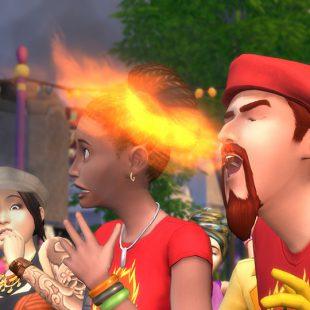 Los Sims 4 Urbanitas ¡está de fiesta!