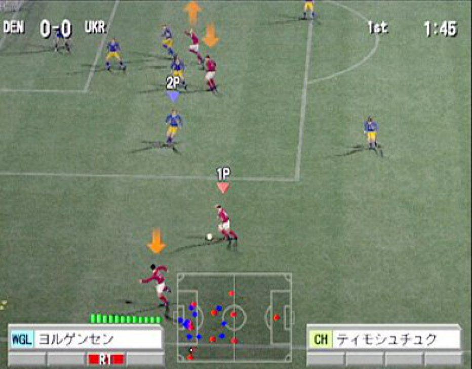 Football Kingdom un juegazo de fútbol que dejó gran recuerdo
