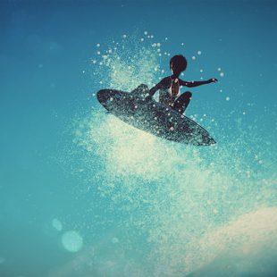 ¡El Surf vuelve a los videojuegos!
