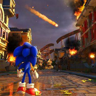 Sonic Forces es lo nuevo de Sega