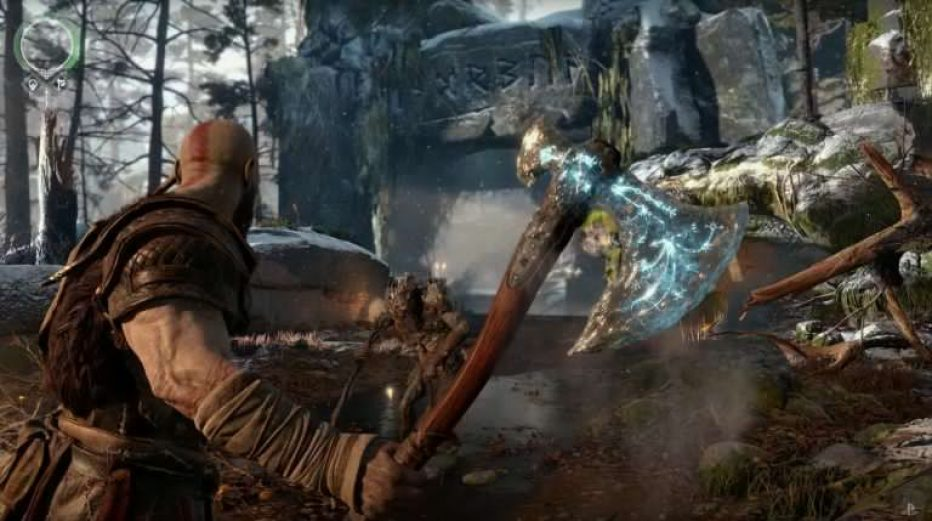 40 minutos de GOD OF WAR 4. #Gameplay