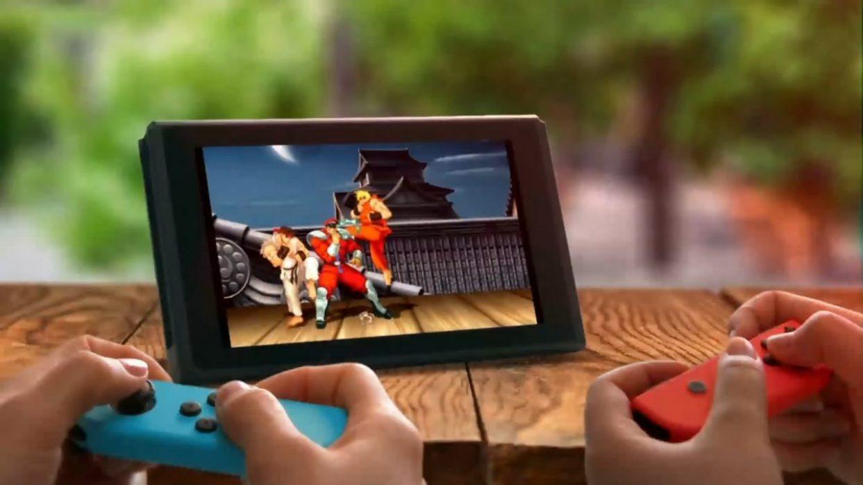 Ultra Street Fighter II para Switch te muestra todos sus contenidos