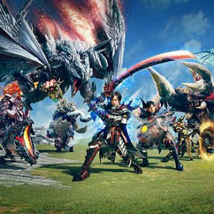 ¡Primer video de Monster Hunter XX!