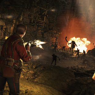 Conocé Strange Brigade para PS4, One y PC