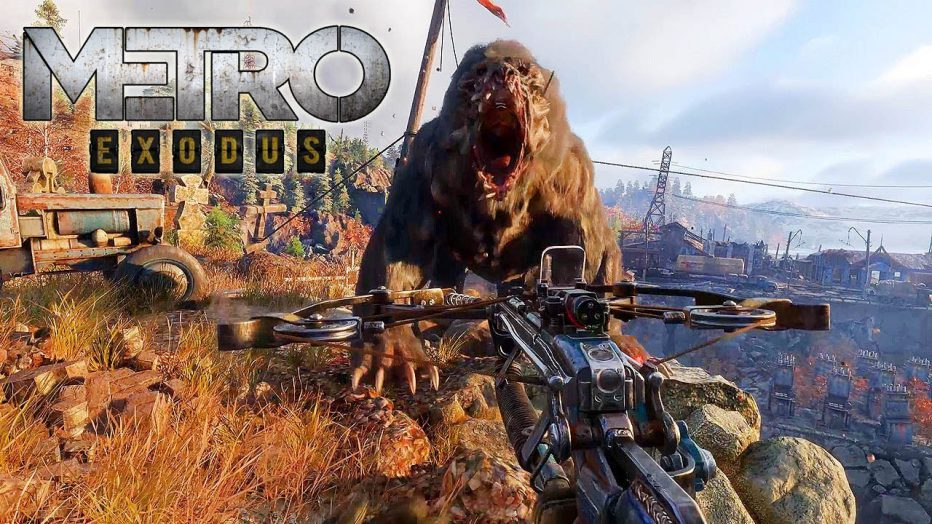 Metro Exodus y un gameplay de ensueño
