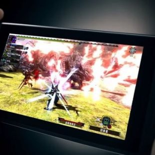 Mirá el evento de Capcom con Monster Hunter XX Switch