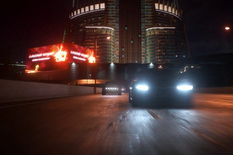 Primer video de ¡Need for Speed Payback!