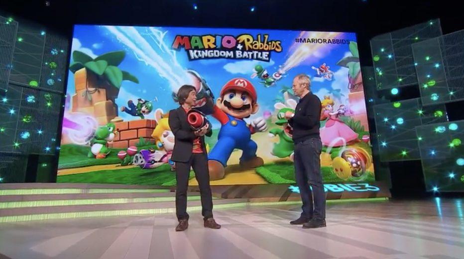 E3 2017: CONFERENCIA DE UBISOFT