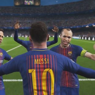 ¡Ya está disponible la beta online de PES 2018!