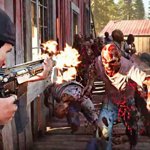 ¡Gameplay de Days Gone!