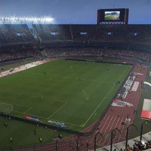 Nuevas fotos de la liga Argentina en PES 2018