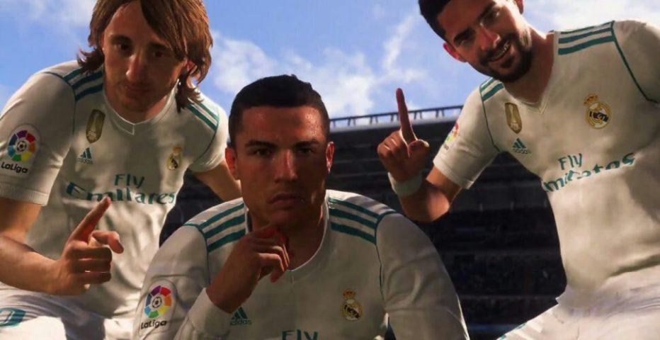 FIFA 18 salta al césped de la #Gamescom