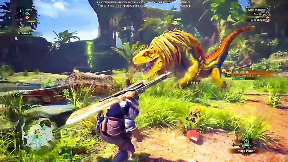 Monster Hunter World ¡no tendrá microtransacciones!