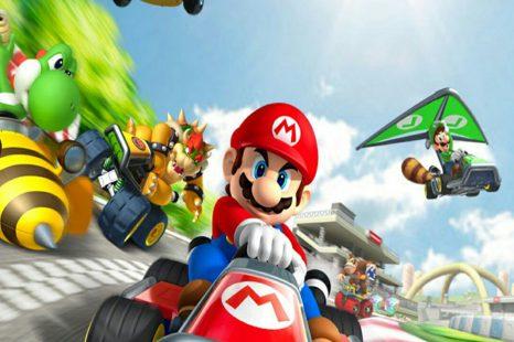 Ya 25 años de Mario Kart