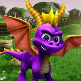 Spyro The Dragon cumple 19 pirulos