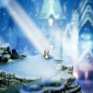 RPG clásico para Switch con Project Octopath Traveler
