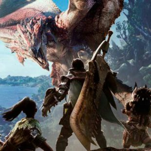 Monster Hunter: World pisa fuerte en el #TGS2017