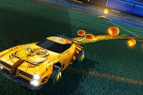 Rocket Leaguetendrá su evento deHalloween