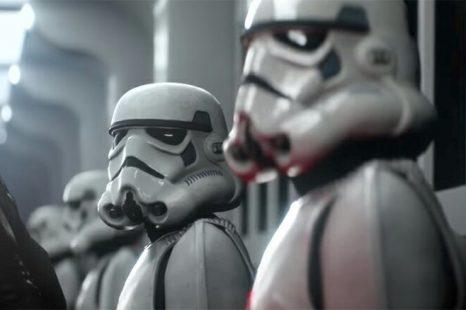 Así es el modo historia de Star Wars Battlefront 2