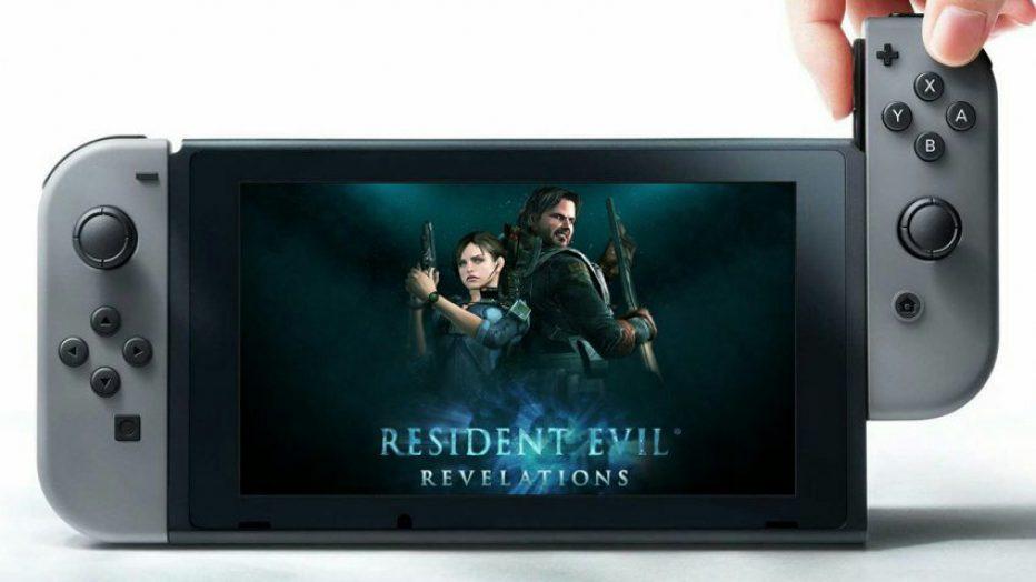 Resident Evil Revelations de Switch esconde grandes sorpresas