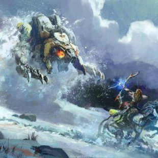 Grandes momentos en HORIZON ZERO DAWN: THE FROZEN WILDS