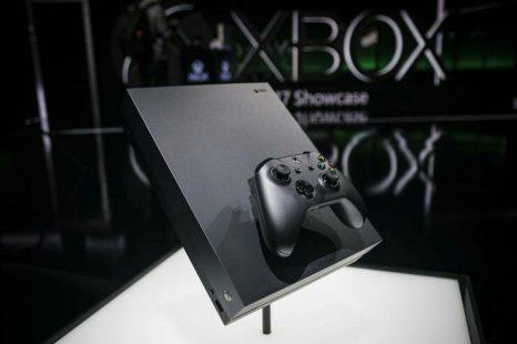 Así de linda es XBOX ONE X