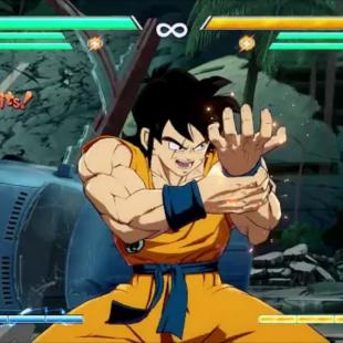 Yamcha entra en acción en Dragon Ball Fighter Z