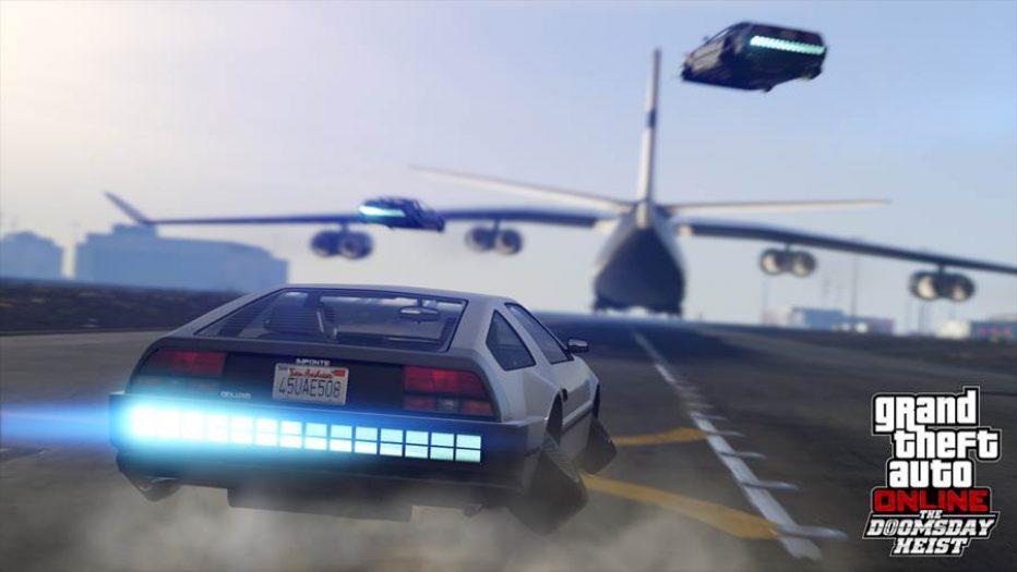 El Golpe del Fin del Mundo ya llegó a GTA Online