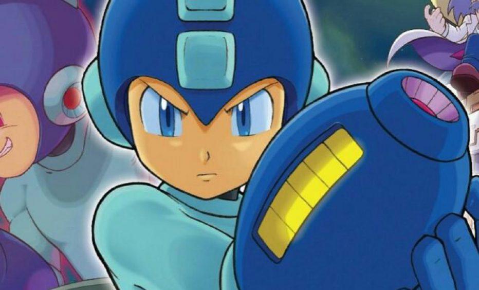 ¡Capcom presenta Mega Man 11!