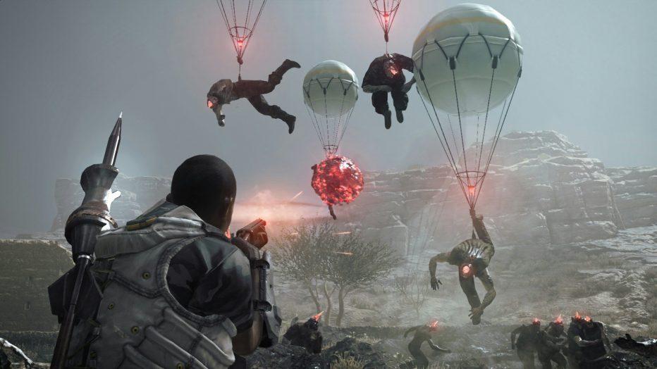 ¡Modo single player en Metal Gear Survive!