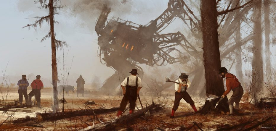 Iron Harvest muestra sus atributos en video