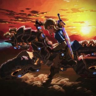 ¡Breath of the Wild recibe The Champions' Ballad!