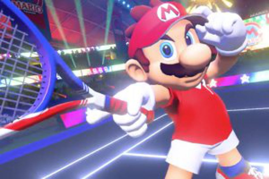 ¡Presentan Mario Tennis Aces para Switch!