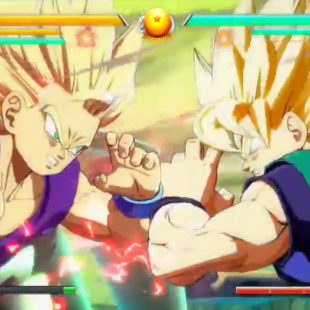 Dragon Ball FighterZ personajes de la beta abierta