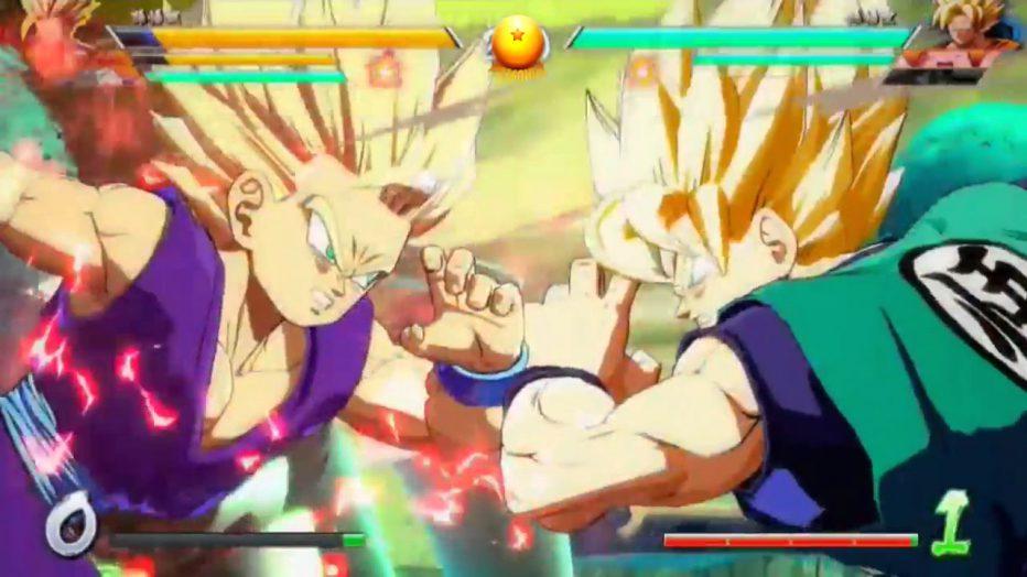 Dragon Ball FighterZ personajes de la beta abierta