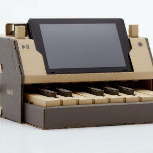 Nintendo Labo: otra genialidad para Switch