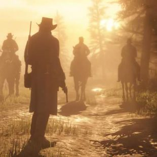 Red Dead Redemption 2 se lanzará el 26 de octubre. #Oficial