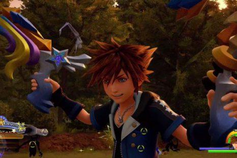 ¡Kingdom Hearts III Gameplay extendido!