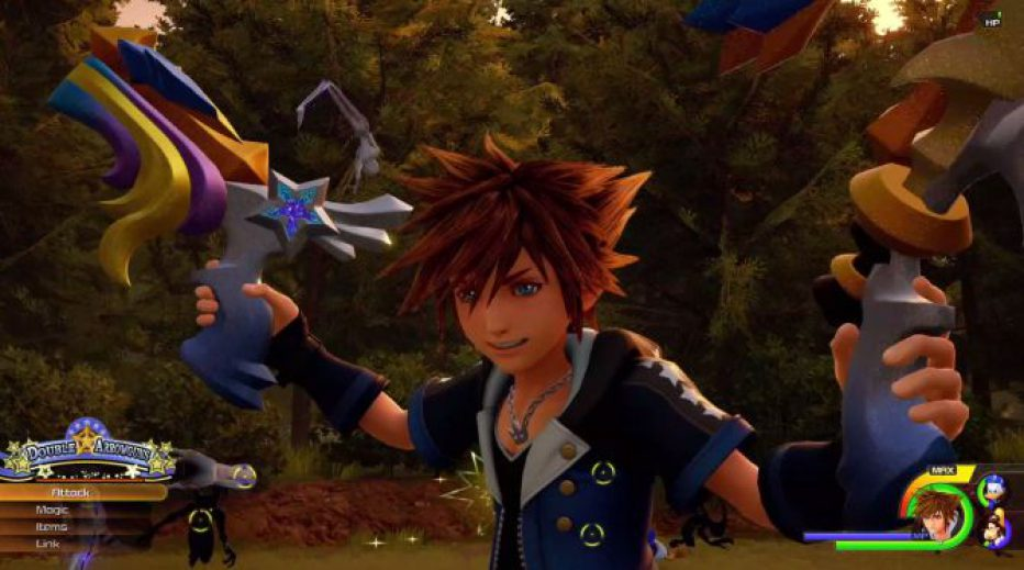 ¡Kingdom Hearts III Gameplay extendido!