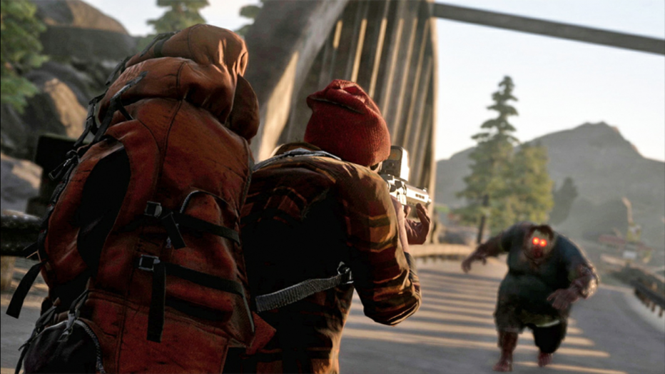State of Decay 2 gameplay extendido en solitario