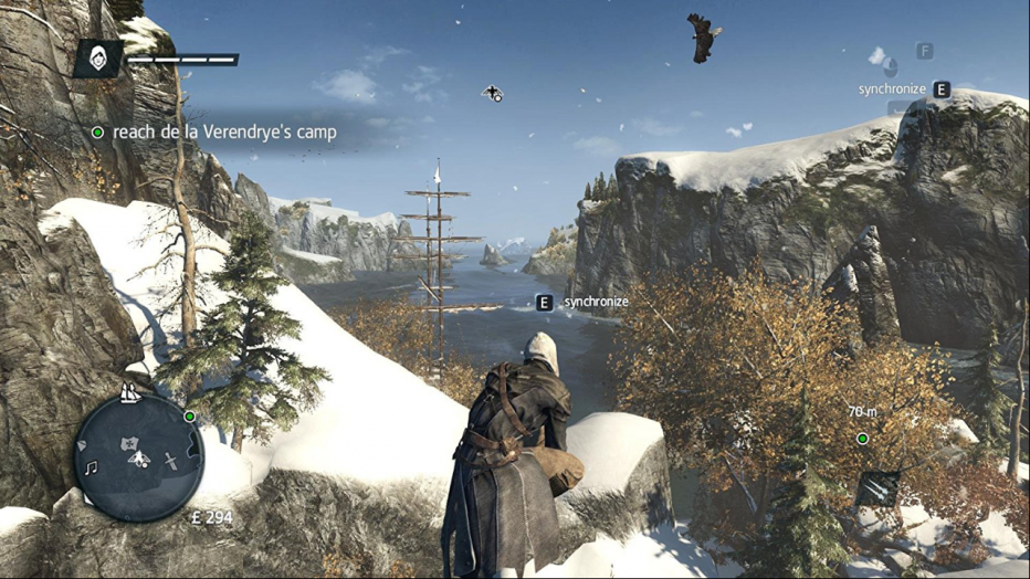 Primer contacto con Assassin's Creed Rogue Remastered